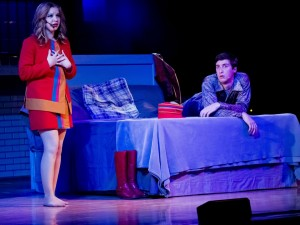 """Sondheim's """"Company"""" Presented by the Manhattan College Players. Directed by Martin Scott Marchitto. Choreography by Emma Downing. Musical Direction by Andy Bauer & Michael Pilafian. Lighting Design by Kevin Michael Reed. Production Photography by Frank Rocco."""
